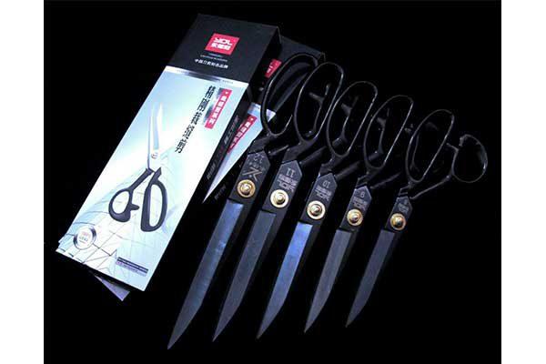 قیچی YDL تیغه مشکی نمره 8 تا 12