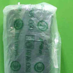 لایی چسب کاغذی گریوه مشکی باند سبز